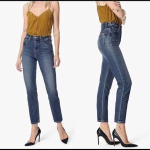 Joe's Jeans The Smith High Rise Straight Ankle
